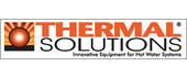 Thermal Solutions Condensing Water Boilers Company Logo